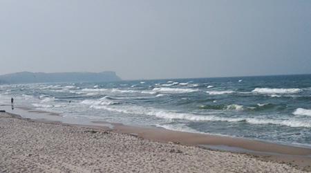 Selbsterforschung am Meer